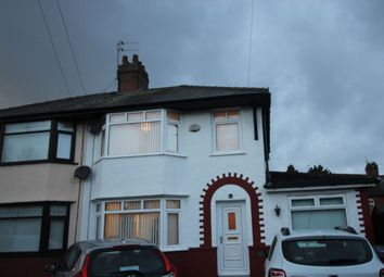 Thumbnail 3 bed semi-detached house for sale in Meadow Way, West Derby, Liverpool
