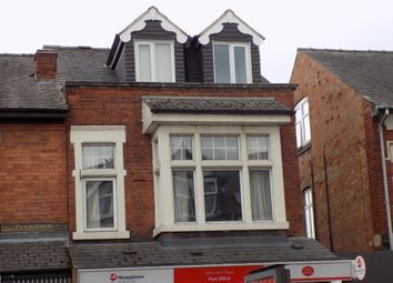 Thumbnail 5 bed terraced house to rent in Kedleston Road, Derby