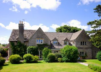 Thumbnail 6 bed detached house to rent in Marston Hill, Meysey Hampton, Cirencester