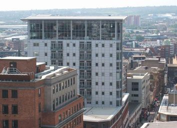 Thumbnail 2 bed flat to rent in Basilica, 2 King Charles Street, Leeds