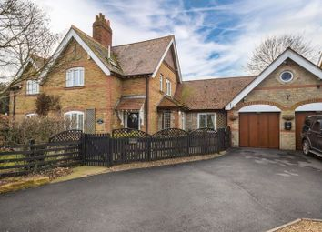 Thumbnail 4 bedroom detached house for sale in Lower Ecton Lane, Great Billing, Northampton