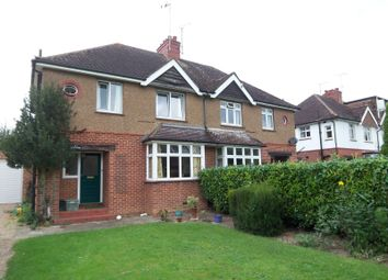 Thumbnail 3 bed semi-detached house to rent in Cricketfield Road, Horsham