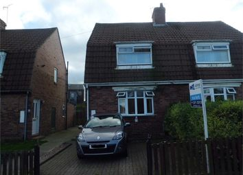 Thumbnail 2 bed semi-detached house to rent in Shinwell Crescent, Thornley, Durham