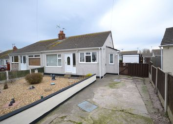 Thumbnail 3 bed semi-detached bungalow for sale in Pen Lan, Towyn