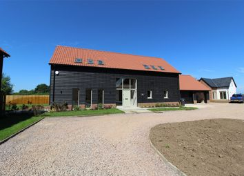 Thumbnail 5 bed barn conversion for sale in 19 Ickwell Road, Upper Caldecote, Bedfordshire