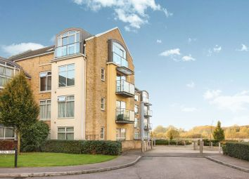 Thumbnail 2 bed flat for sale in Hinsby Court, Eynesbury Marina, St Neots