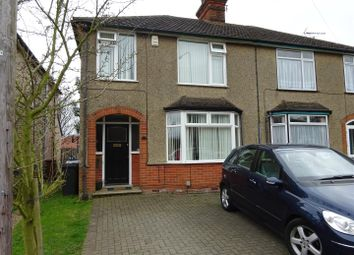 Thumbnail 3 bed semi-detached house for sale in Sidegate Lane West, Ipswich