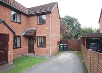 2 bed semi-detached house for sale in Bramble Way, Kilburn, Belper DE56