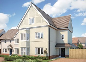 "Thumbnail 1 bed flat for sale in ""The Abberton"" at Factory Hill, Tiptree, Colchester"
