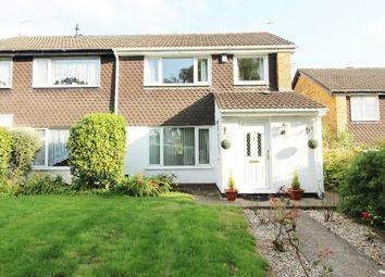Thumbnail 3 bedroom semi-detached house for sale in Rolls Walk, Rogerstone, Newport