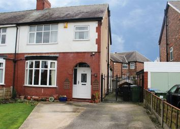 Thumbnail 3 bed semi-detached house for sale in Derby Road, Stockport, Cheshire