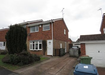 Thumbnail 3 bed property to rent in Inglemere Drive, Stafford