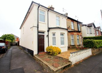 Thumbnail 4 bed semi-detached house to rent in Parker Road, Winton, Bournemouth