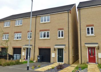 Thumbnail 4 bed town house for sale in Hetterley Drive, Barleythorpe, Oakham