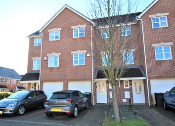 Thumbnail 3 bed terraced house for sale in Haynes Road, Elstow, Bedford