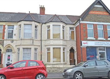 Thumbnail 2 bed terraced house for sale in Dogfield Street, Cathays, Cardiff