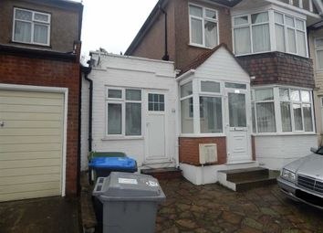 Thumbnail Studio to rent in Elmstead Avenue, Wembley, Middlesex