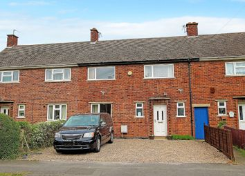 Thumbnail 3 bed terraced house for sale in Castle Road, Mountsorrel, Loughborough