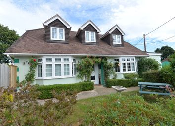 Thumbnail 4 bed detached house for sale in Marston Road, New Milton