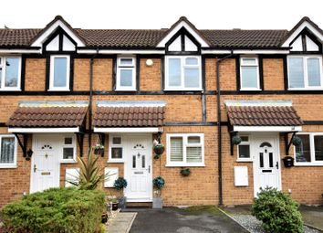 Thumbnail 2 bed terraced house for sale in Foxglove Way, Wallington