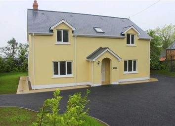 Thumbnail 4 bed detached house for sale in Thomas Chapel, Begelly, Kilgetty