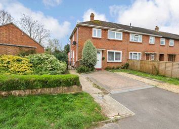 Thumbnail 3 bed end terrace house for sale in Priestlands, Romsey, Hampshire