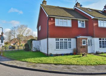 Thumbnail 3 bed end terrace house for sale in Sutton Place, Brockenhurst
