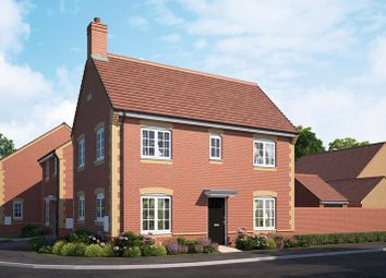 Thumbnail 3 bedroom detached house for sale in Cloverfield, Didcot