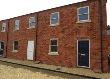 Thumbnail 3 bedroom town house for sale in Orchard Park, Holbeach, Spalding