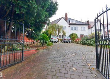 Thumbnail 4 bed semi-detached house to rent in High Street, Southgate
