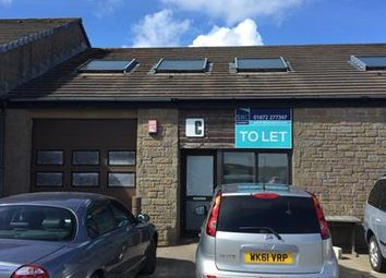 Thumbnail Light industrial to let in Unit 1C Cligga Head Industrial Estate, St Georges Hill, Perranporth