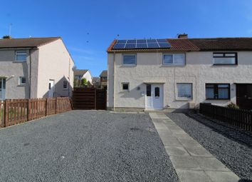Thumbnail 3 bed semi-detached house for sale in Fulshaw Crescent, Ayr