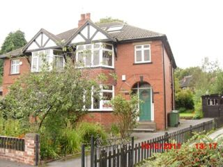 Thumbnail 3 bed semi-detached house to rent in St Chads Grove, Headingley