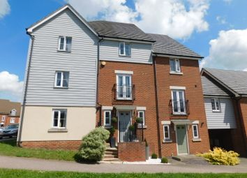 Thumbnail 4 bed town house for sale in Phoenix Way, Stowmarket
