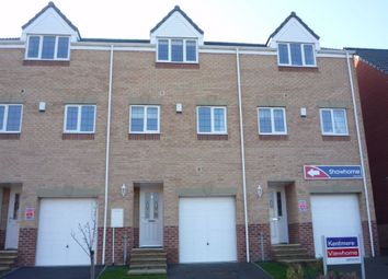 Thumbnail 3 bedroom town house to rent in Potters Way, Kilnhurst, Mexborough, South Yorkshire