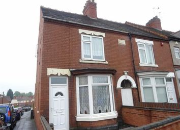 Thumbnail 3 bed terraced house to rent in Haunchwood Road, Stockingford, Nuneaton