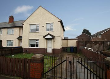 Thumbnail 3 bedroom terraced house for sale in Maxton Road, Middlesbrough, Cleveland