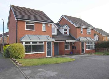 Thumbnail 4 bed detached house for sale in Kirkpatrick Drive, Gateford, Worksop