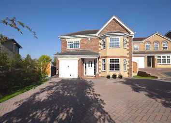 Thumbnail 4 bed detached house for sale in Salisbury Drive, Belper