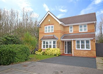 Thumbnail 4 bedroom detached house for sale in Baxter Close, Abbey Meads, Swindon, Wiltshire