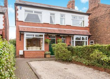 Thumbnail 3 bed semi-detached house for sale in Weaverham Road, Sandiway, Northwich