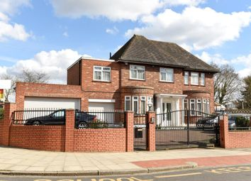 Thumbnail 5 bedroom detached house for sale in Chalgrove Gardens, Finchley N3,