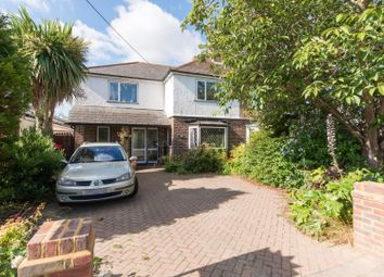 Monkton Street, Monkton, Ramsgate CT12. 4 bed semi-detached house