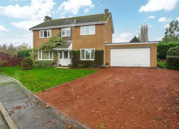 4 bed detached house for sale in The Haycroft, Offord D'arcy, St. Neots, Cambridgeshire PE19