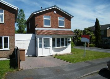 Thumbnail 3 bed link-detached house for sale in Earl Drive, Burntwood