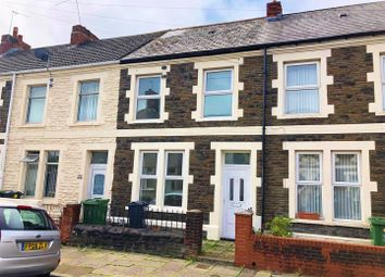 Thumbnail 3 bed terraced house for sale in Alexander Street, Cathays, Cardiff