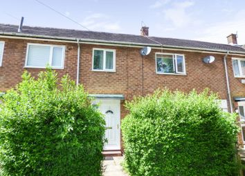 Thumbnail 3 bed terraced house for sale in Bishopton Close, Manchester