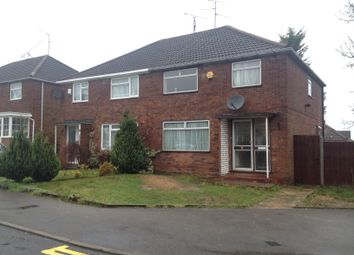 Thumbnail 3 bed semi-detached house to rent in Charlwood Rd, Luton
