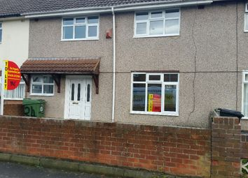 Thumbnail 3 bed terraced house to rent in Monkton Road, Hartlepool