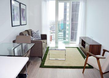 Thumbnail 1 bedroom flat for sale in Saffron Central Square, Croydon